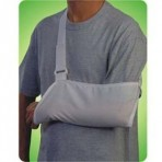 Open End Arm Sling - White, Pediatric