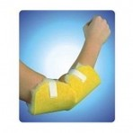 Elbow Protector Kodel - Pair, Maize