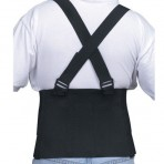 DMI - Mabis Deluxe Industrial Lumbar Support With Shoulder Harness