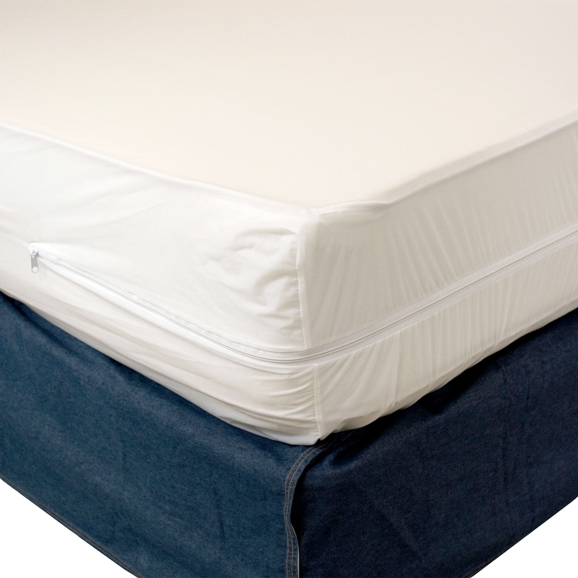 Zippered Covers For Beds
