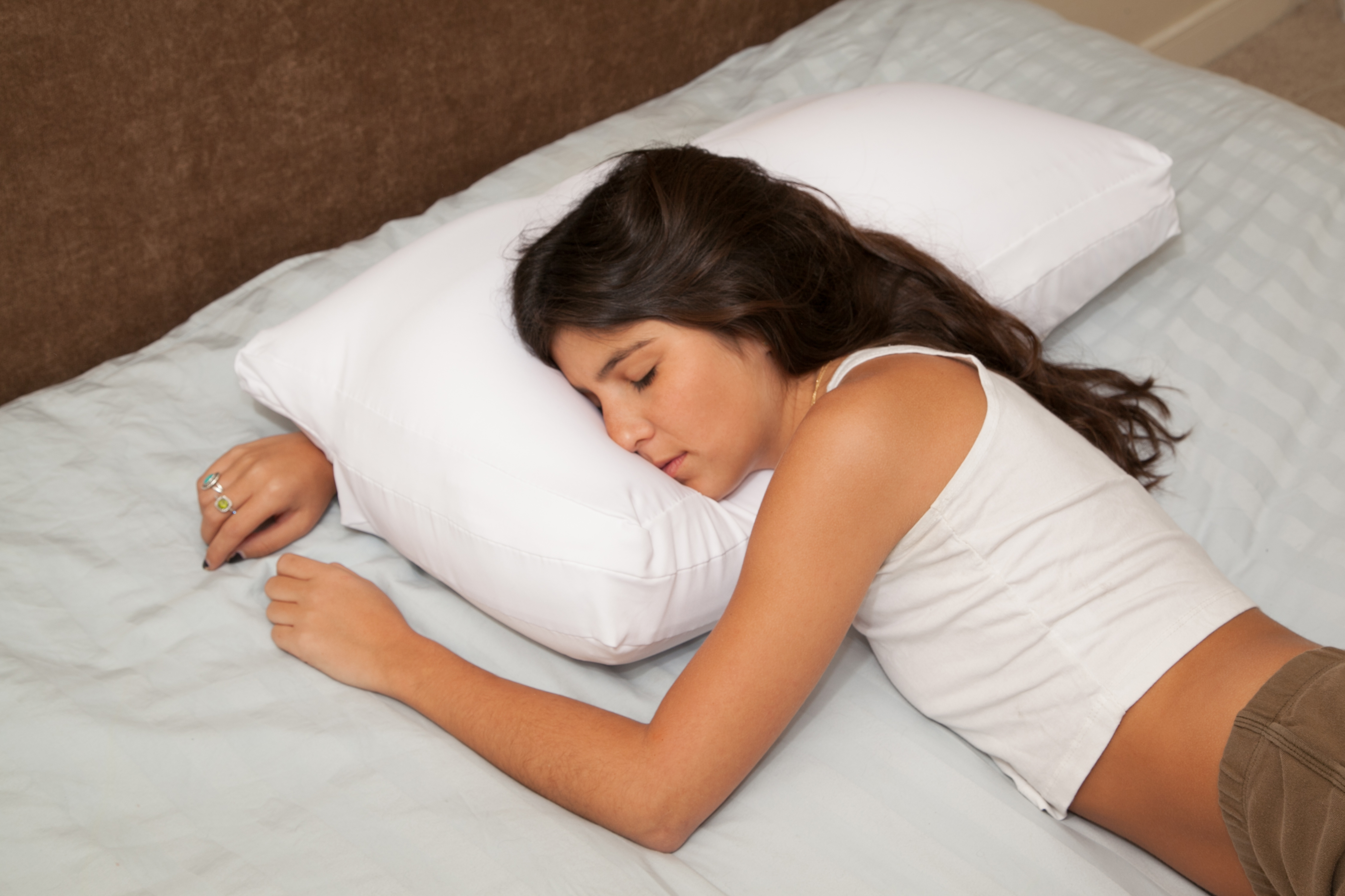 Better Sleep Cloud Microbead Pillow Improves Hand And