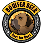 Bowser Beer Beer for Dogs
