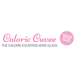 Caloric Cuvee THE CALORIE COUNTING WINE GLASS