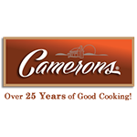Camerons Products Over 25 Years of Good Cooking