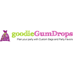 Goodiegumdrops Plan Your Party With Custom Bags and Party Favors