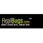 Realbug don't hunt' em, wear' em