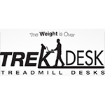Trekdesk Treadmill Desks The Weight Is Over