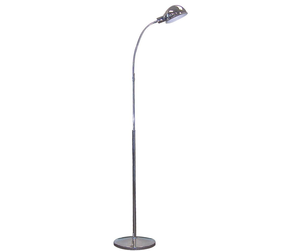 Drive Medical 48 - 72 in. Adjustable Goose Neck Examination Lamp Chrome