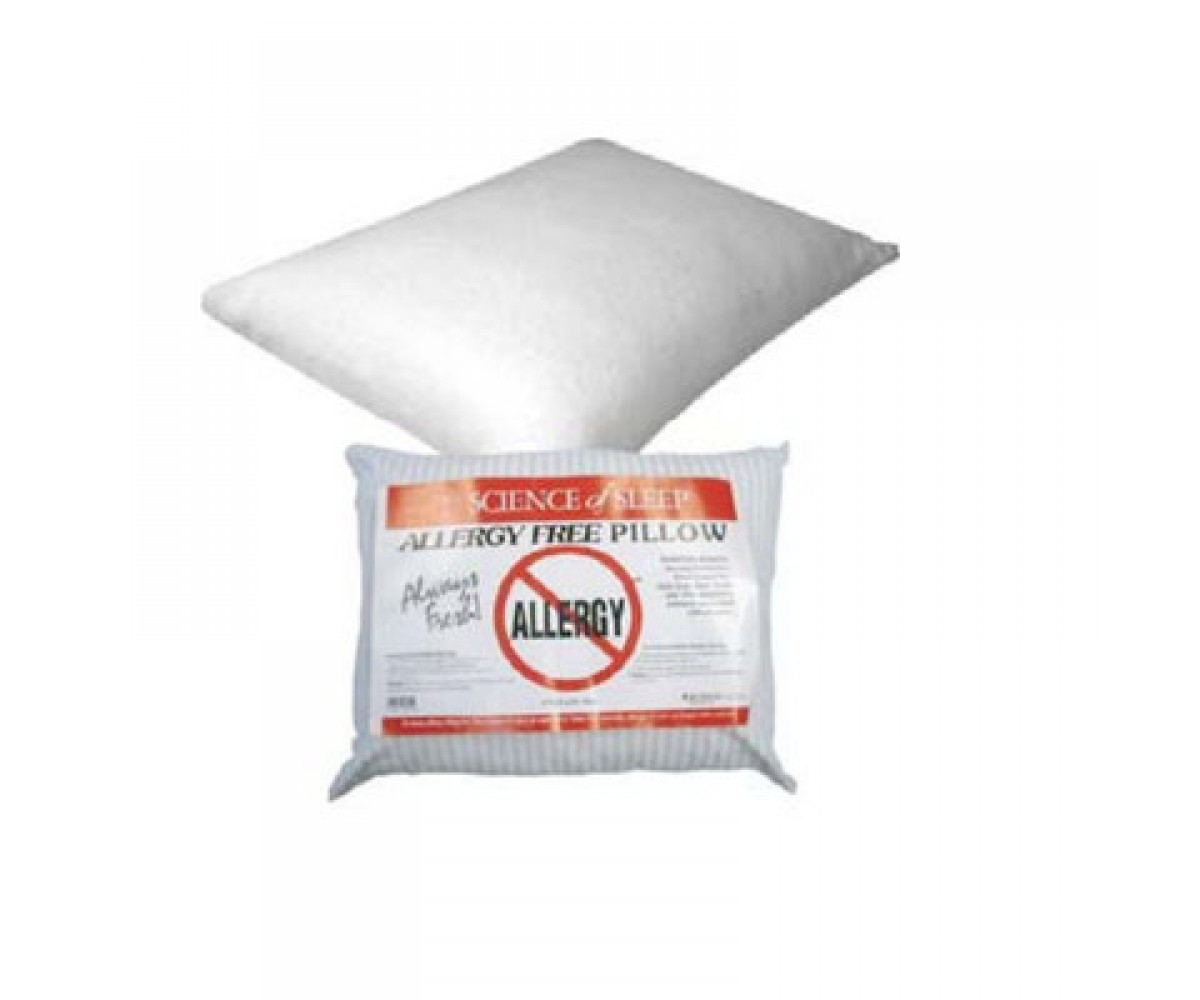 Science of Sleep Allergy Free Pillow - King