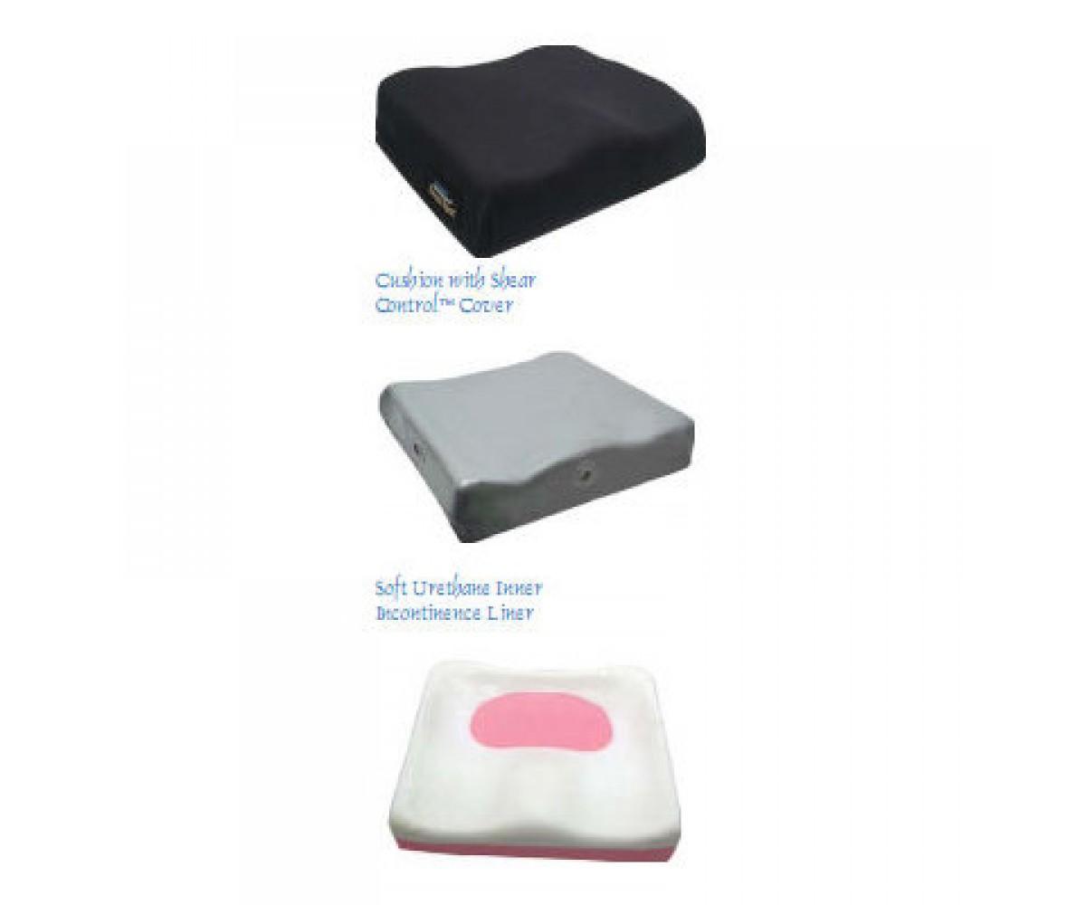 "Pressure Eez 3"" Sweet Spot Cushion - 3"" x 22"" x 18"""