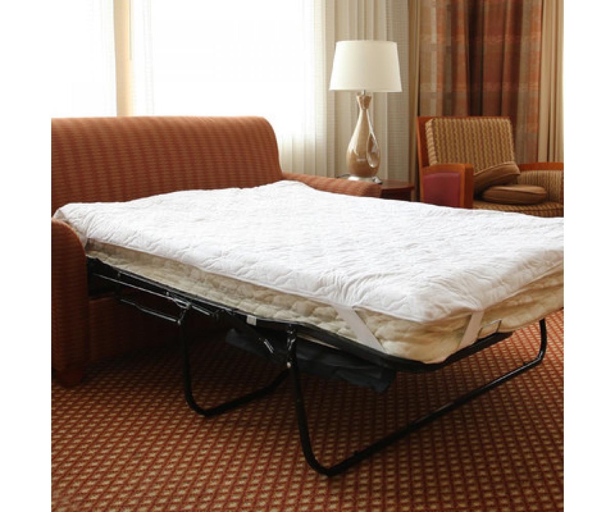 Foam Sofa Bed Mattress Pillow Top - Full