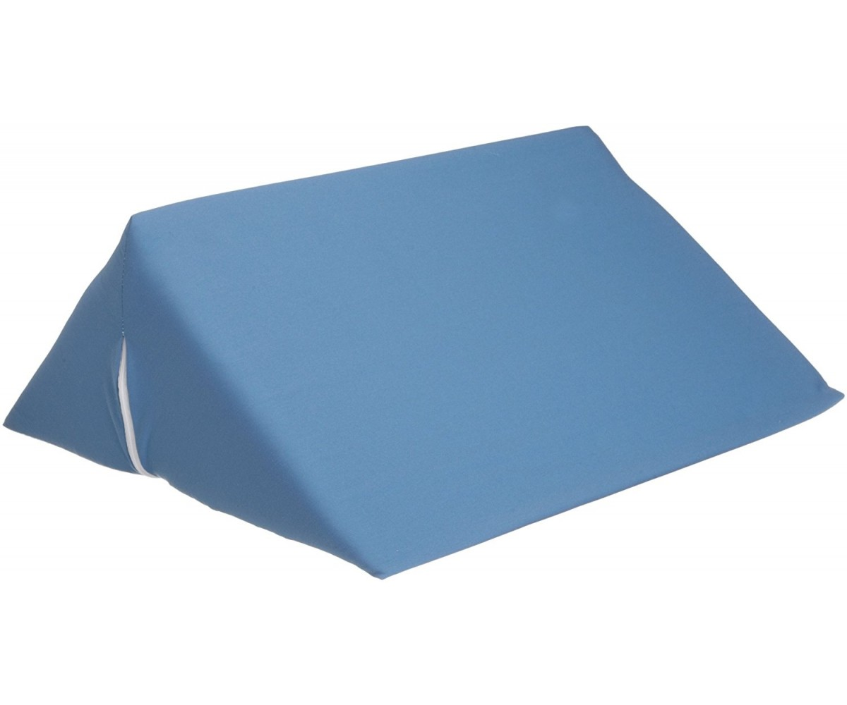 blue polycotton zippered cover for fw4010bl l 24 x h 11 x w 15. Black Bedroom Furniture Sets. Home Design Ideas