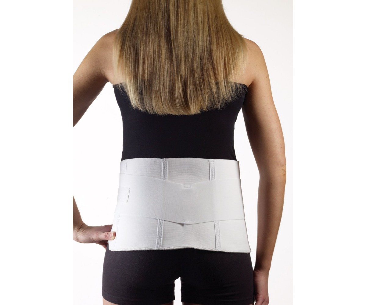 Complete Medicals Back Belt Black Small to Medium