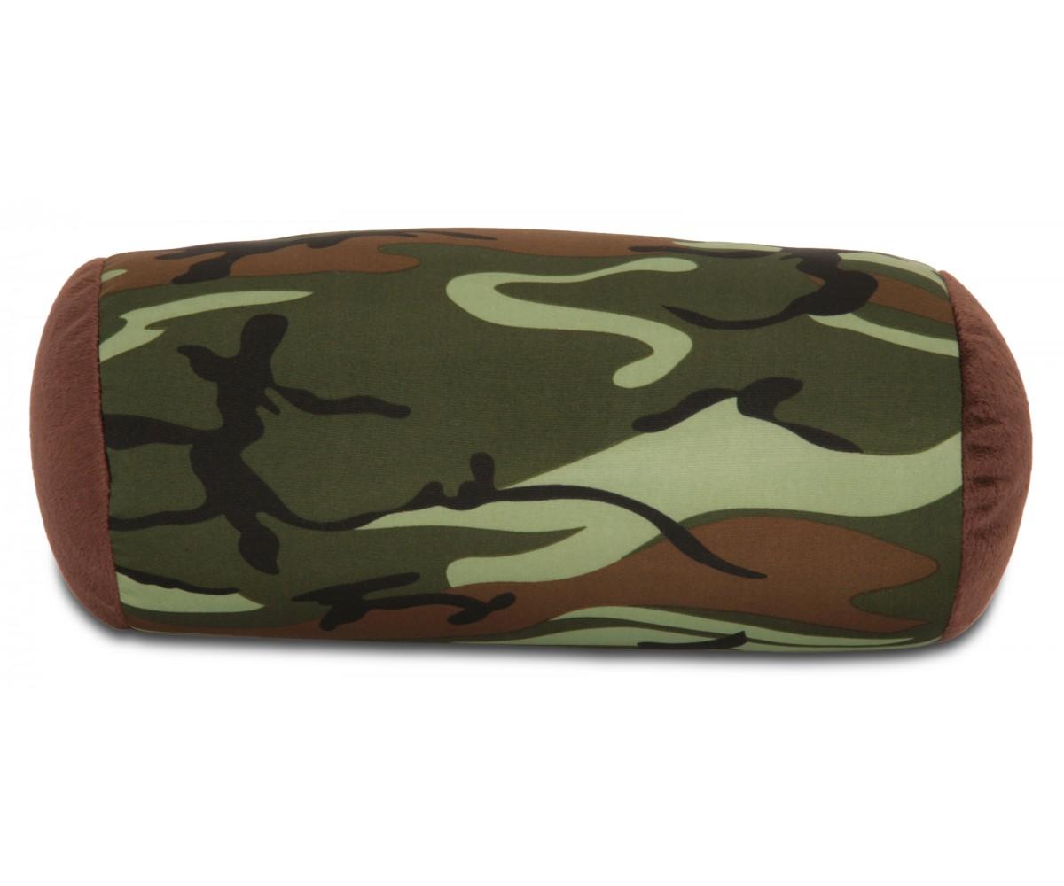 2&1 Travel Squish Microbead Pillow