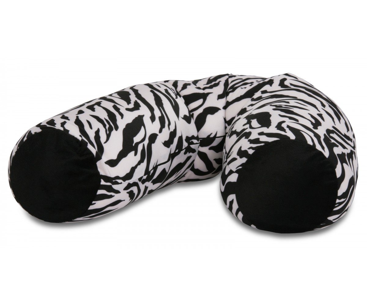 Microbead Body Pillow  with Wild Cover