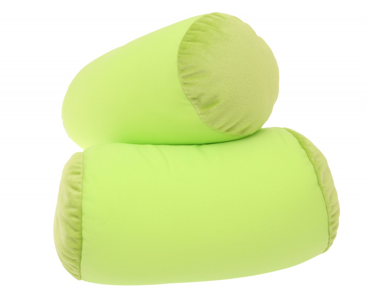 Green Squish Micro bead Pillow