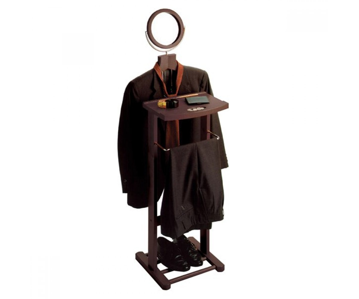 Winsome Wood Valet Stand Closet Accessory
