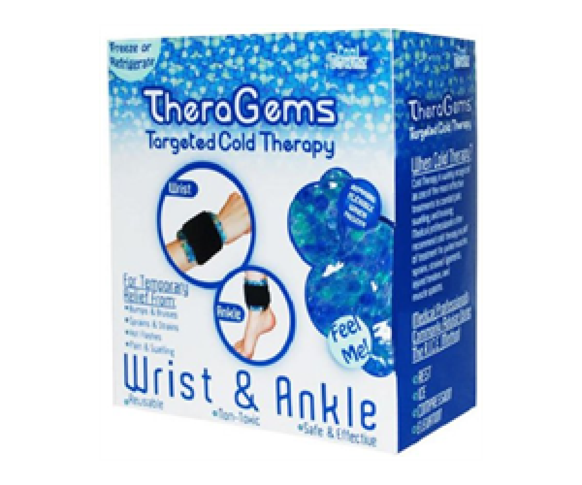 TG-108 thera Gems wrist and ankles