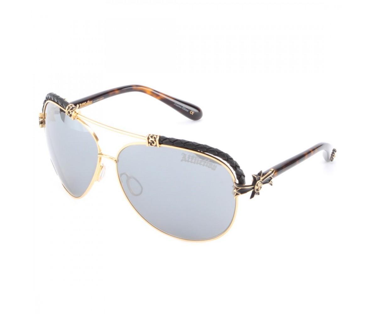 Affliction Sunglasses BAXTER-A Tortoise/Gold
