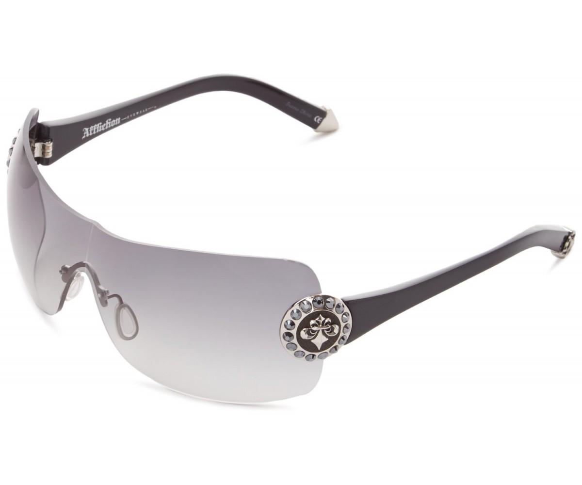 Affliction Sunglasses Griffin Black & Gun