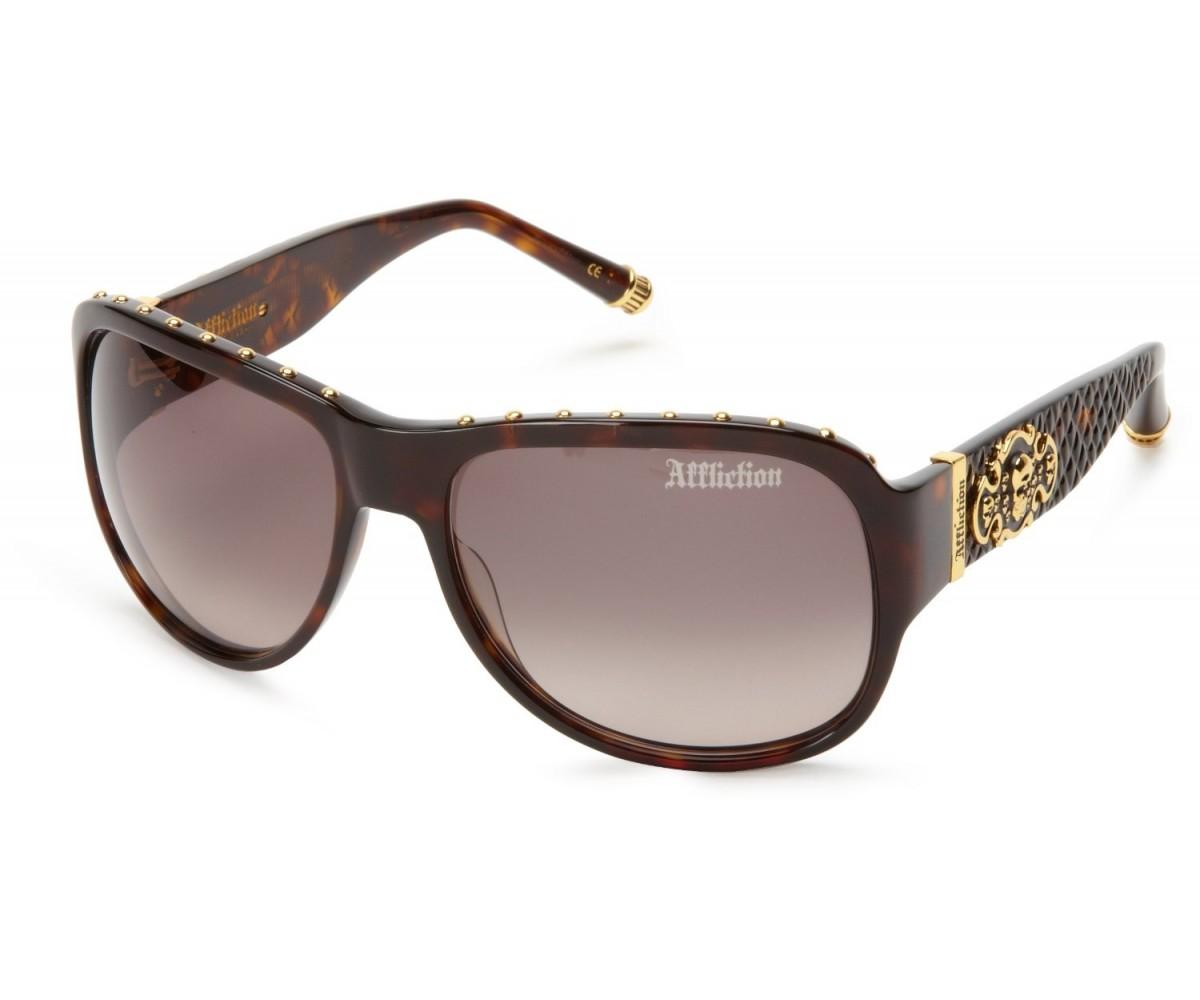 Affliction Sunglasses Raven Tortoise/Gold
