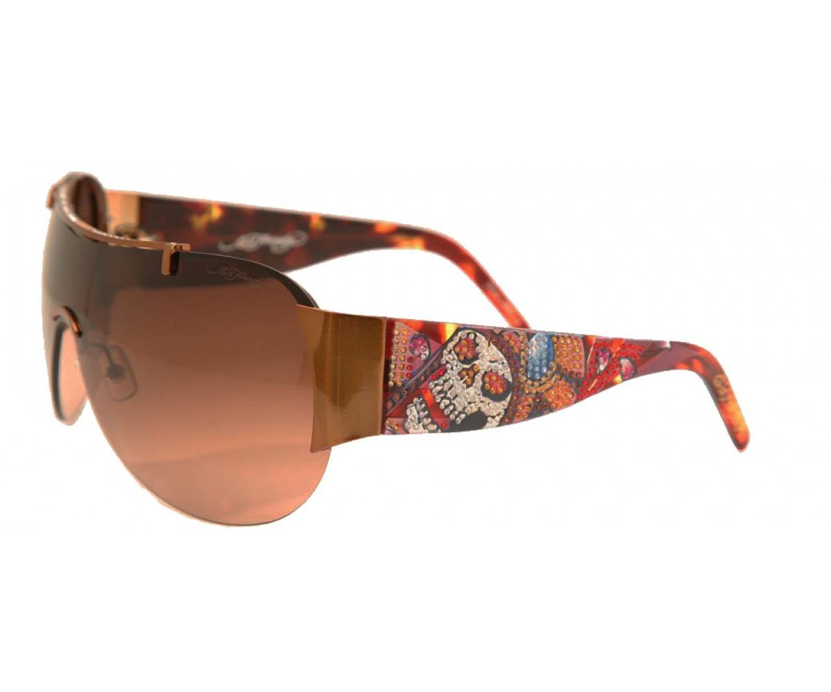 EHS-003 Japan Sunglasses - Cocoa/Brown