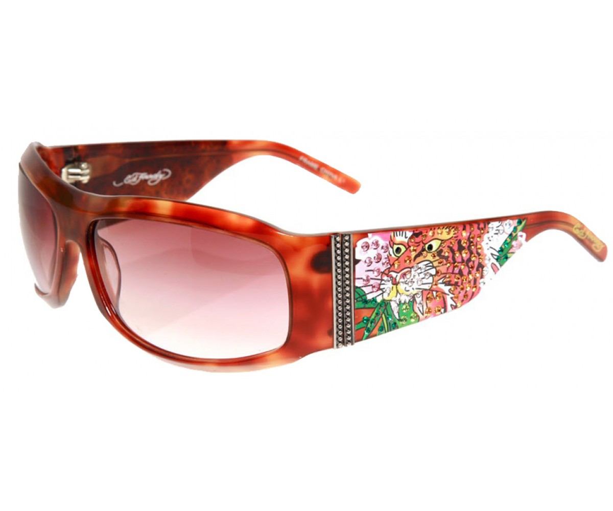 EHS-007 Alive Aware Sunglasses - Tortoise/Brown