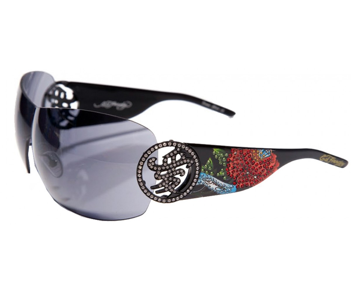 EHS-024 Beyonce 2 Sunglasses - Black/Gray