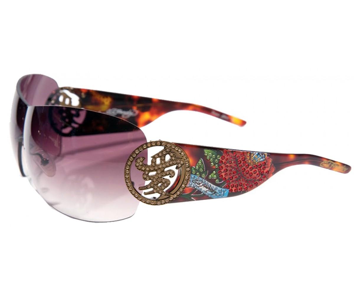 EHS-024 Beyonce 2 Sunglasses - Tortoise/Brown
