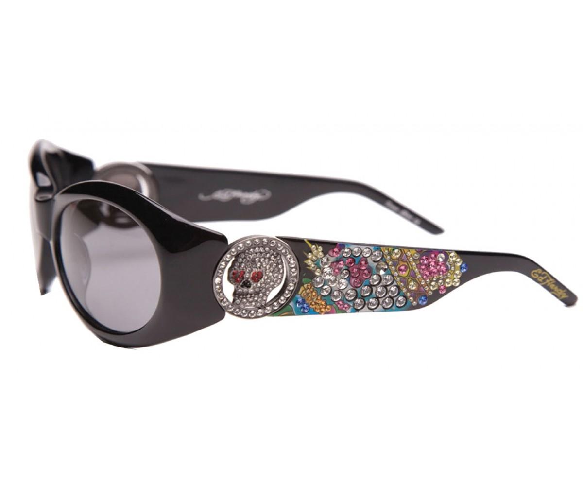 EHS-032 King Sunglasses - Black/Gray