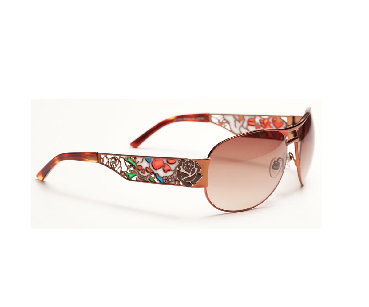 EHT-902 Sunglasses - COCOA