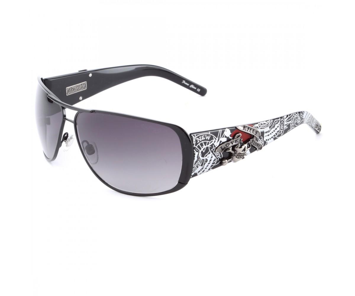 EHT-909 Sunglasses - Black