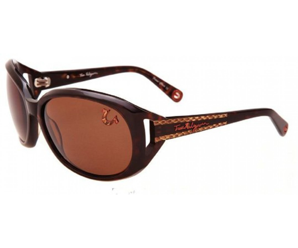 True Religion CHEYENNE Sunglasses Tortoise