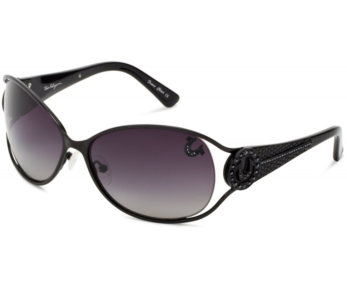 True Religion Jackie Sunglasses Black