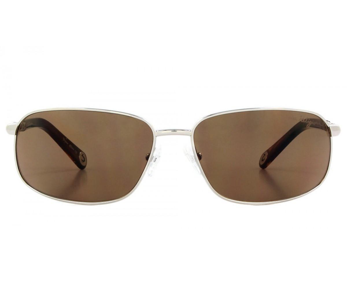 True Religion RILEY Sunglasses Silver