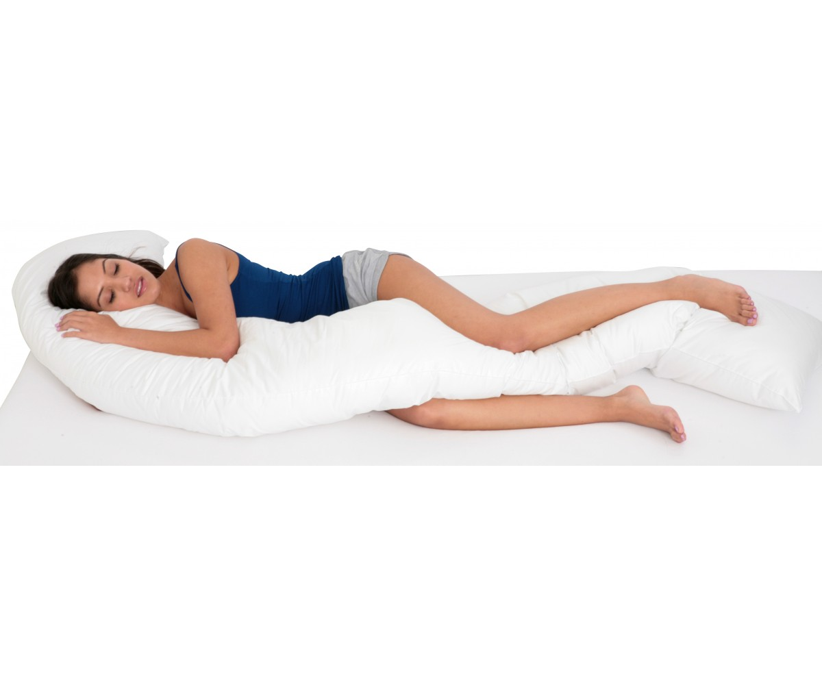 Xtra Long Body PIllow