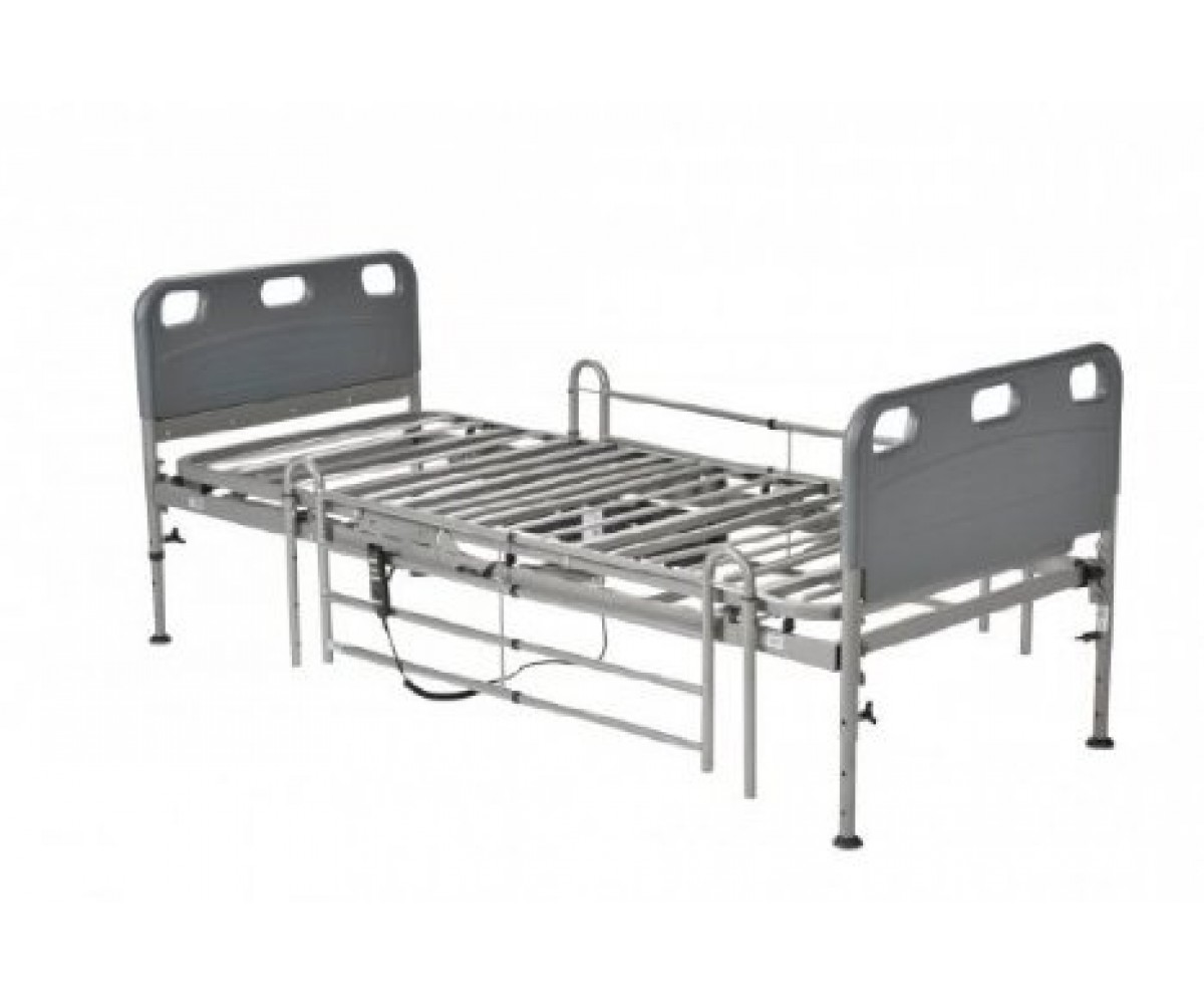Competitor Semi Electric Bed Package W Mattress Rails