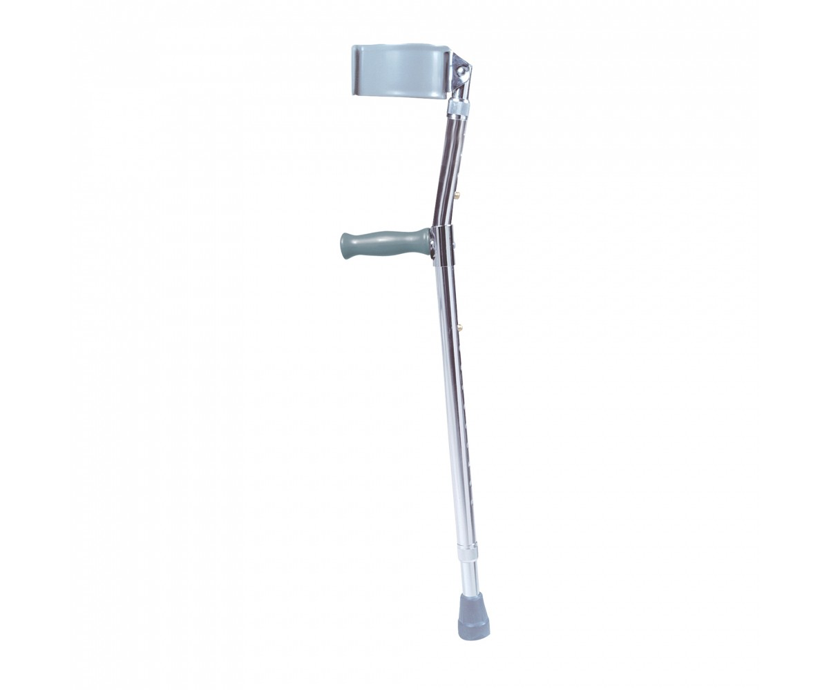 Lightweight Tall Adult Walking Forearm Crutches