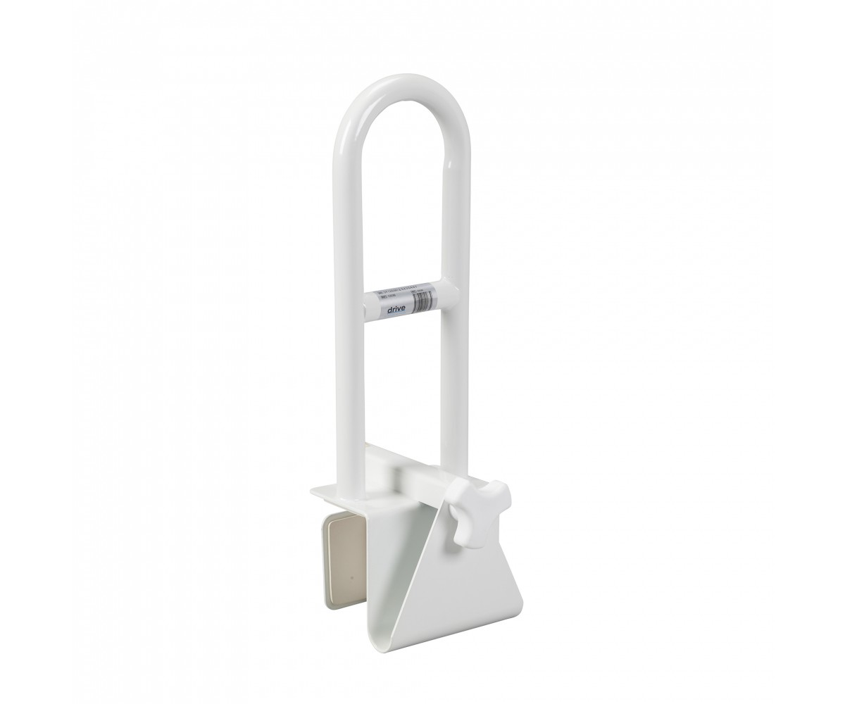 Parallel Bathtub Grab Bar Safety Rail