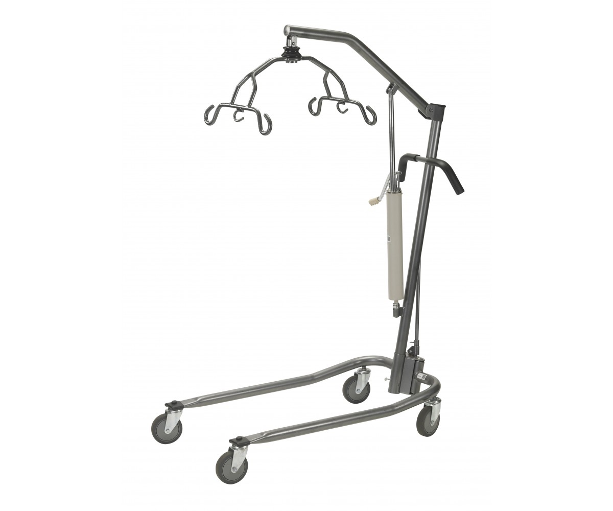 Silver Vein Hydraulic Patient Lift with Six Point Cradle