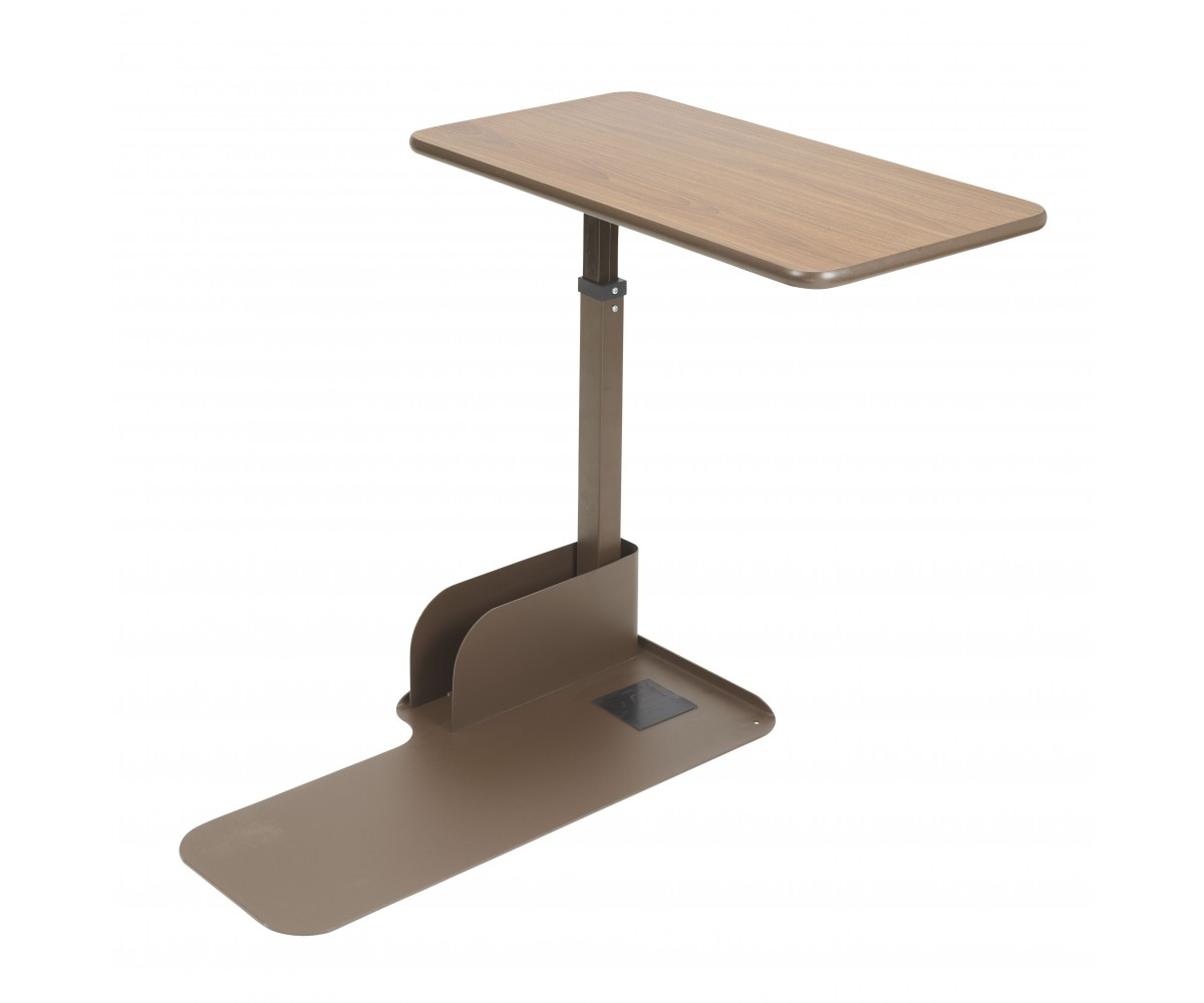 Seat Lift Chair Left Side Overbed Table