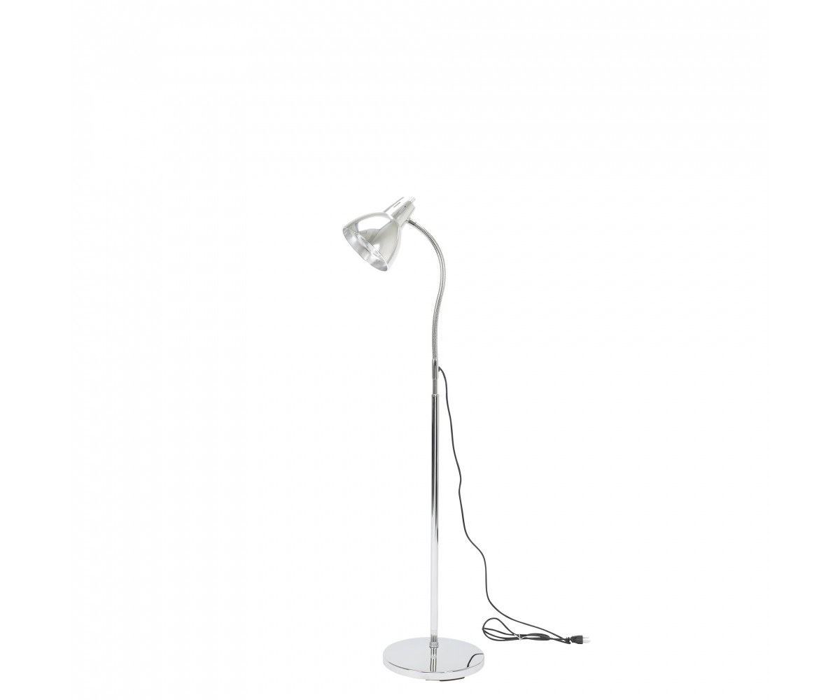 Goose Neck Exam Lamp with Flared Cone Shade