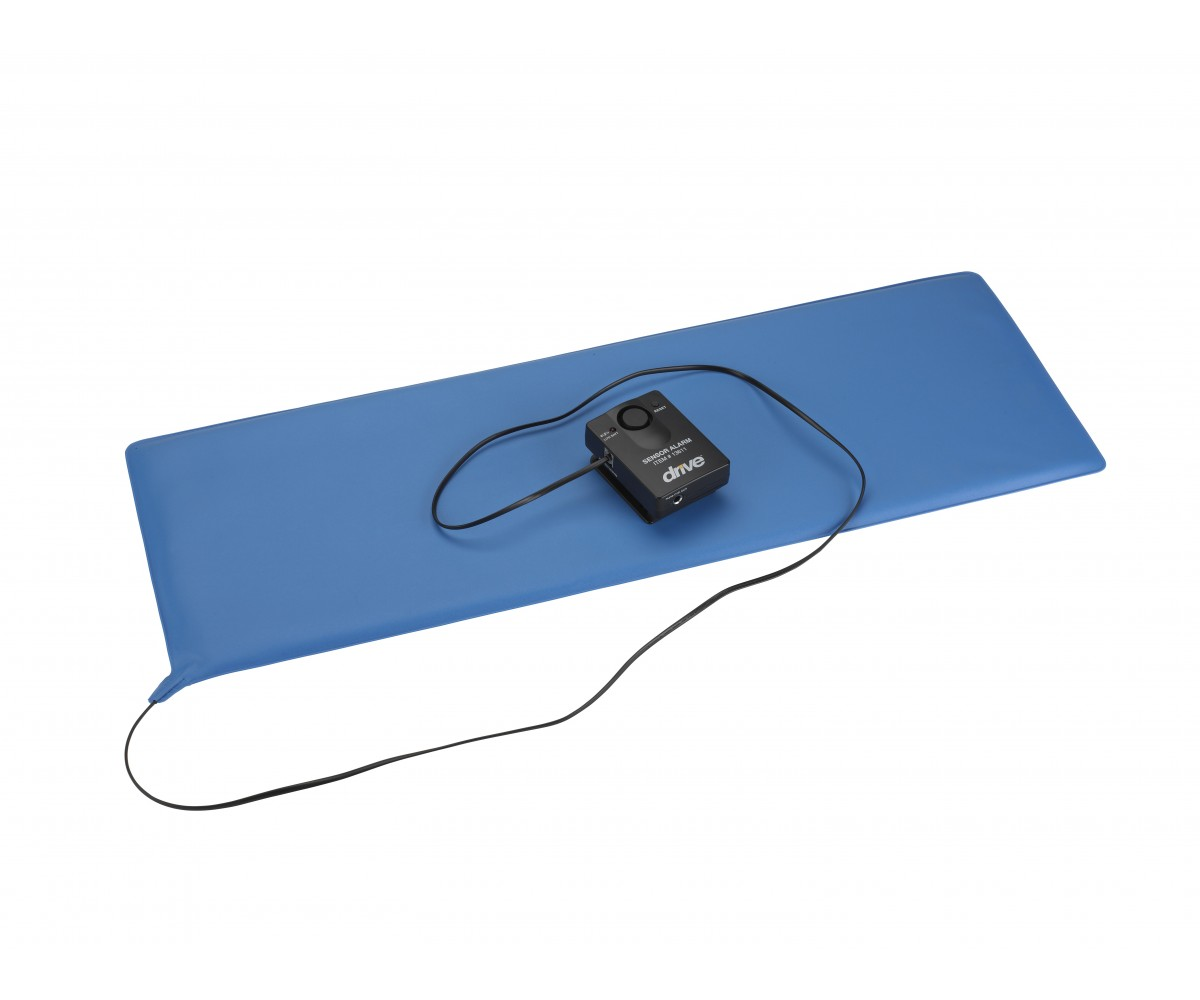 Pressure Sensitive Bed Patient Alarm