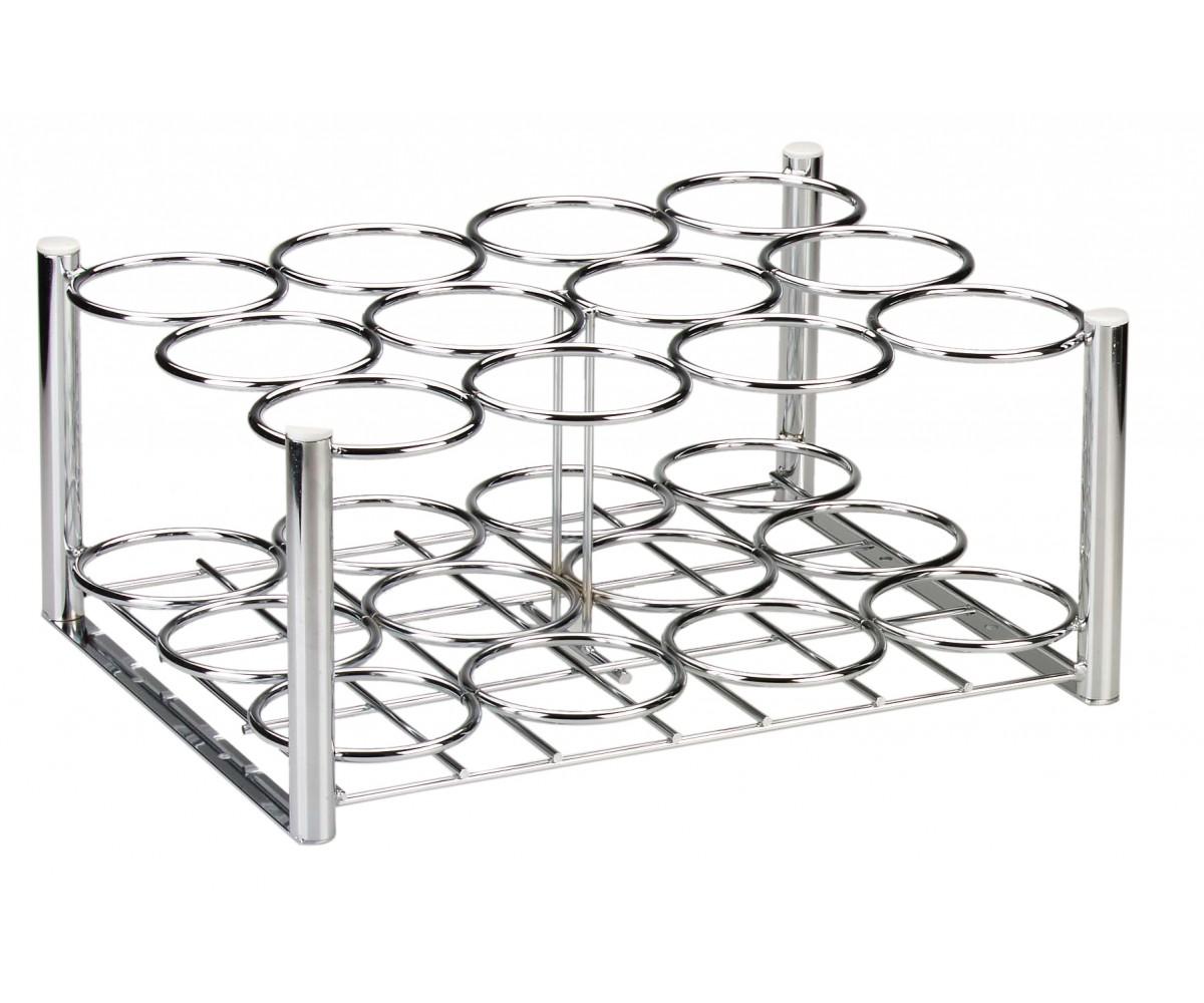 Steel D or E Oxygen 6 Cylinder Rack
