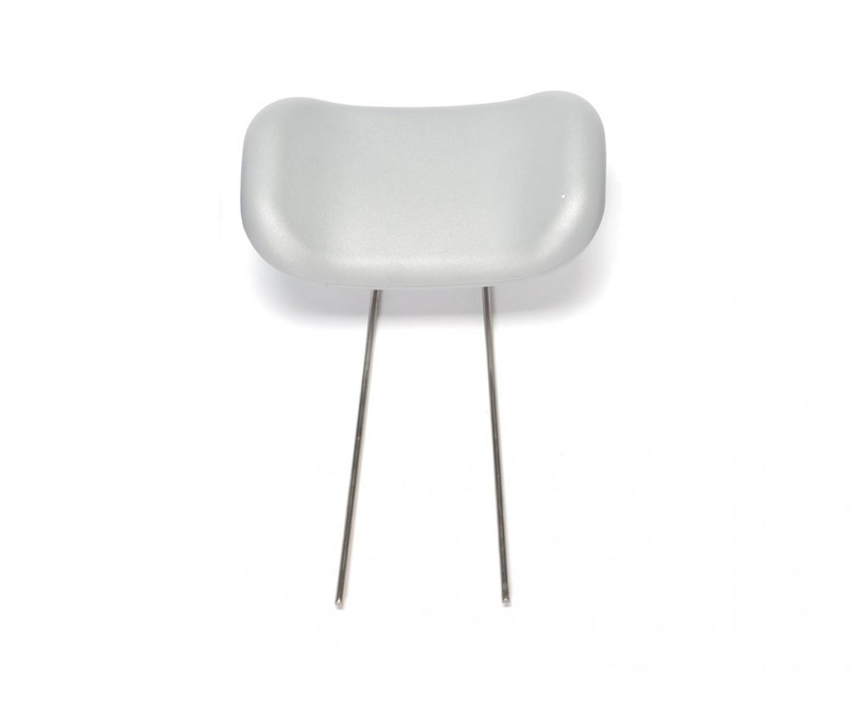 Grey Bellavita Padded Headrest