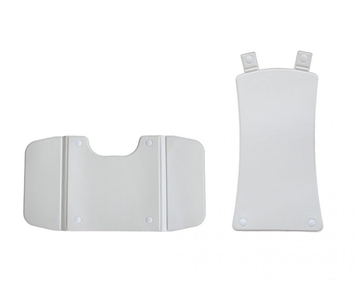 White Bellavita Comfort Cover