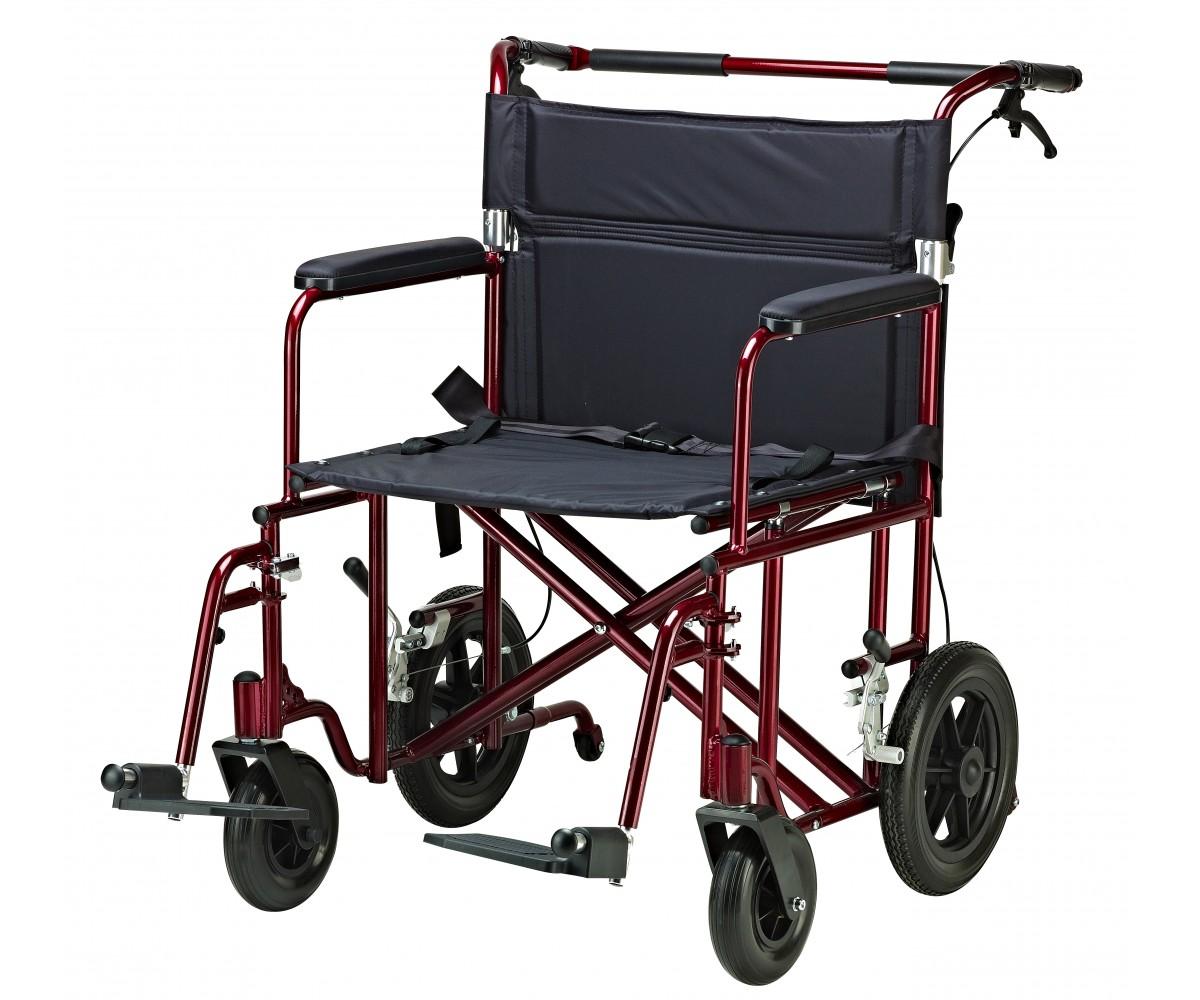 Bariatric Heavy Duty Transport Chair