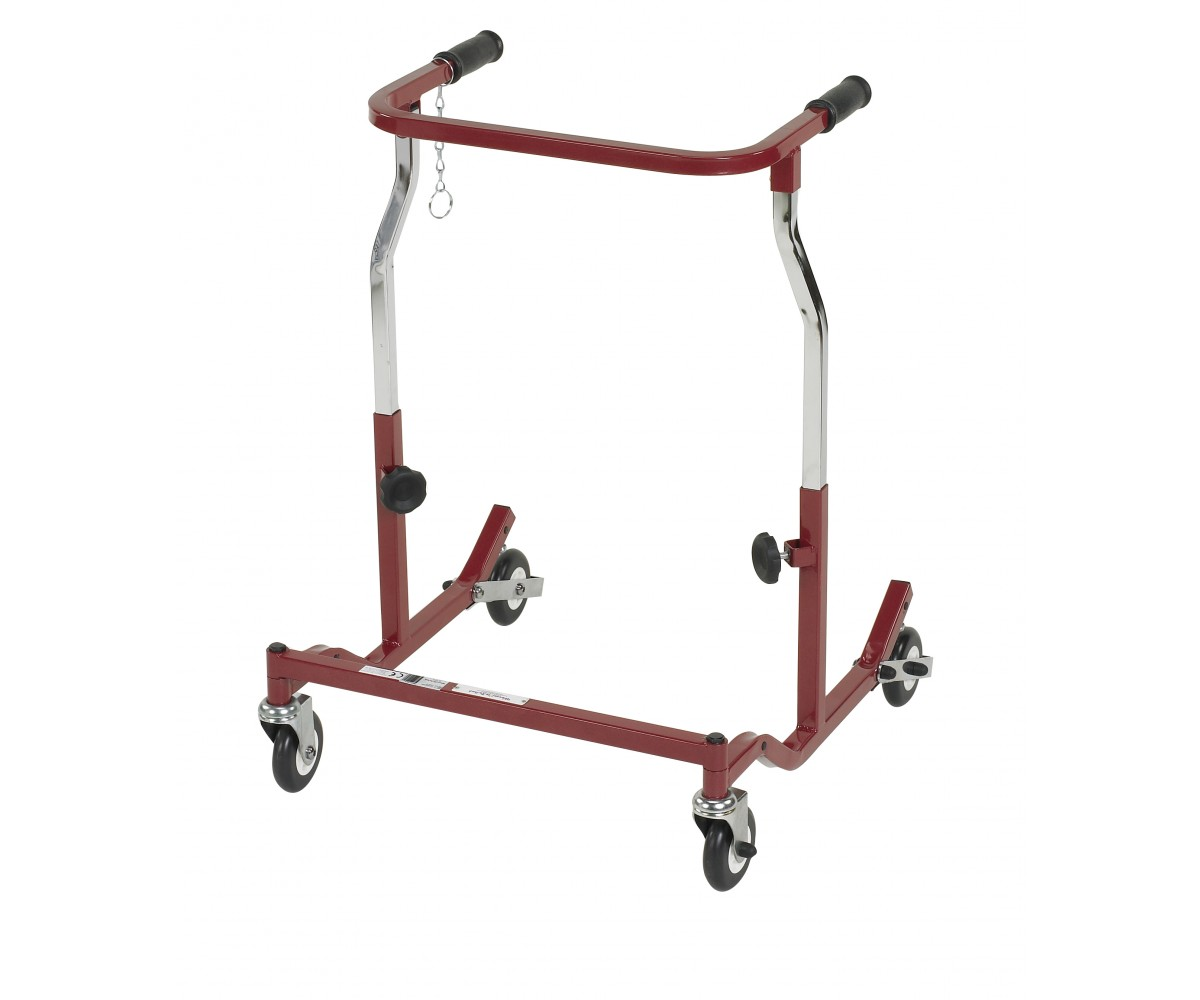 Adult Burgundy Anterior Safety Roller
