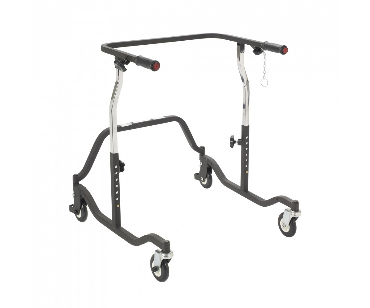 Adult Black Posterior Safety Roller