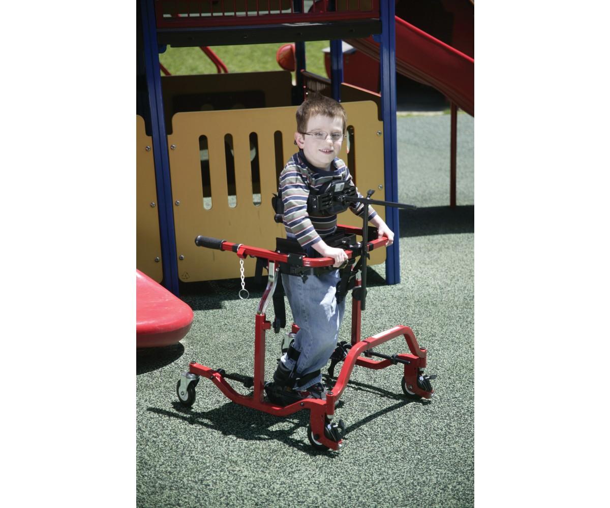 Pediatric Comet Red Anterior Gait Trainer